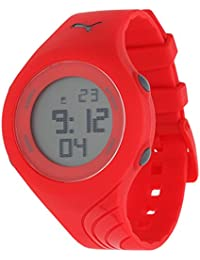 Puma Damen-Armbanduhr Twist S Digital Quarz Resin PU911092008