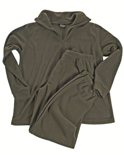 Mil-Tec Thermo Fleece IN WASH M RV Olive