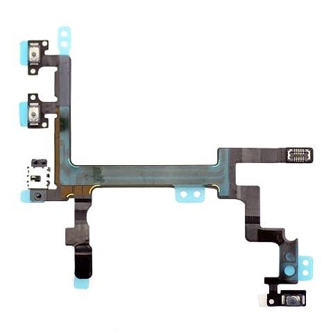 Nappe des Boutons Power, Volume et Vibreur pour iPhone 5