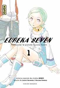 Eureka Seven Edition simple Tome 1