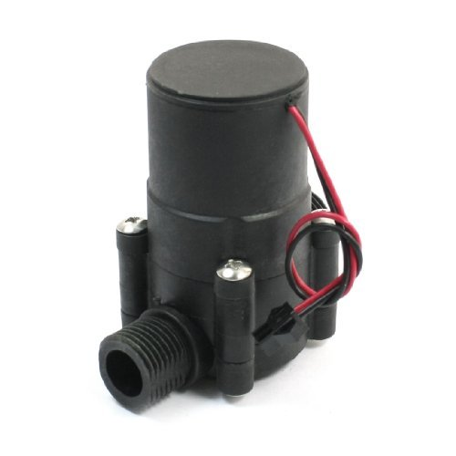 3 / 8PT flujo de agua Tema micro-hidro generador hidroeléctrico cargador