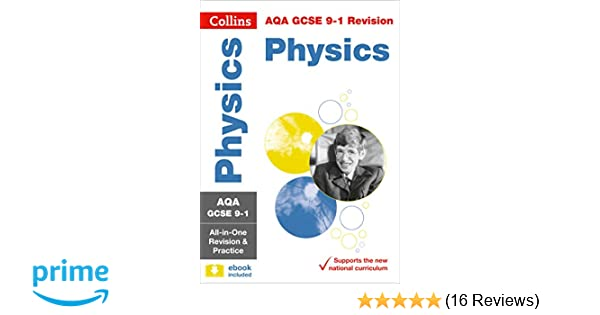 GCSE Physics AQA Practice and Revision Guide with online