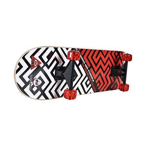 Zoom IMG-3 win max skateboard completo double