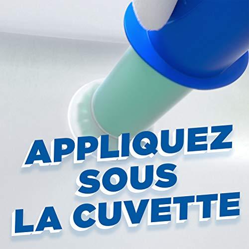 Canard WC Fresh Disc Nettoyant Fraîcheur Marine 12 Disques (2x36 ml) - Lot de 2
