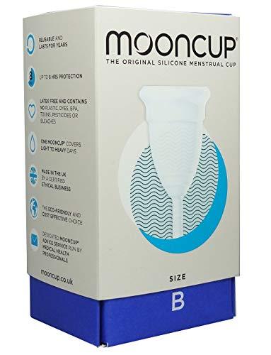 Mooncup Silikonbecher Mooncup B