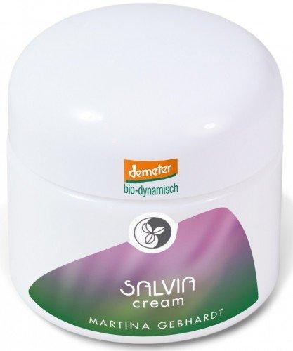 Martina Gebhardt Naturkosmetik Salbei Creme - 50 ml