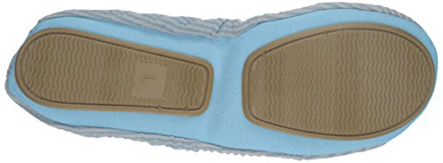 Bedroom Athletics - Gina, Pantofole Donna Blu (Blue (Blue Stripe))