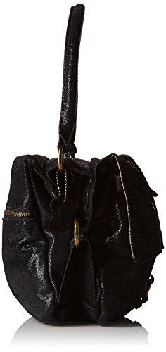 Lollipops Sweeties, Sac porté épaule Noir (Black)