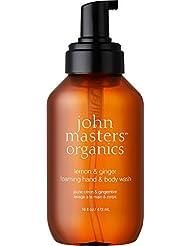 john masters organics Savon Mains/Corps Citron/Gingembre