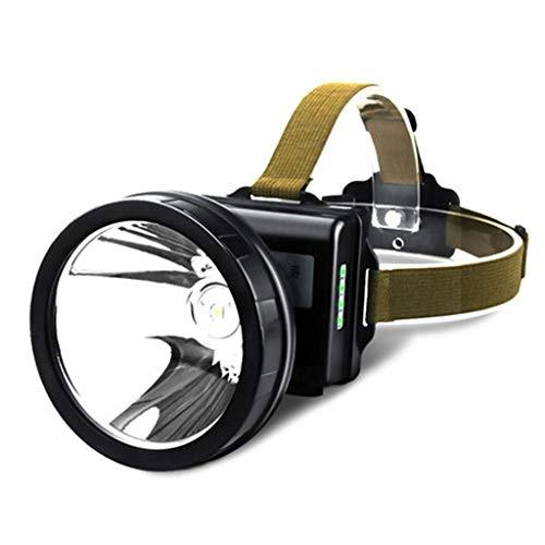 Preisvergleich Produktbild Jolly LED-Stirnlampe,  batteriebetriebener Scheinwerfer für Camping Laufen,  Wandern und Lesen,  3 Helligkeitsmodi im Freien Stirnlampe