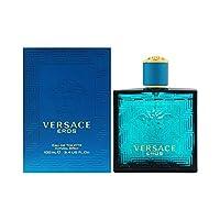 Versace Eros Eau de Toilette For Men, 100 ml