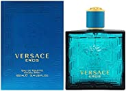 Versace Eros Eau de Toilette For Men, 100 ml