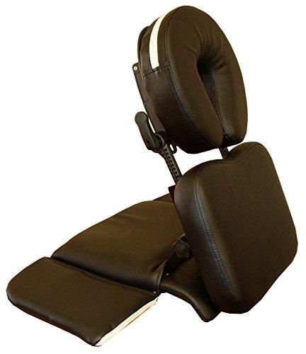 VIALA Tragbare Desktop Massage System Massageaufsatz Tischaufsatz mit verstellbarer Kopfstütze für mobile Massage statt Massagestuhl tragbare -