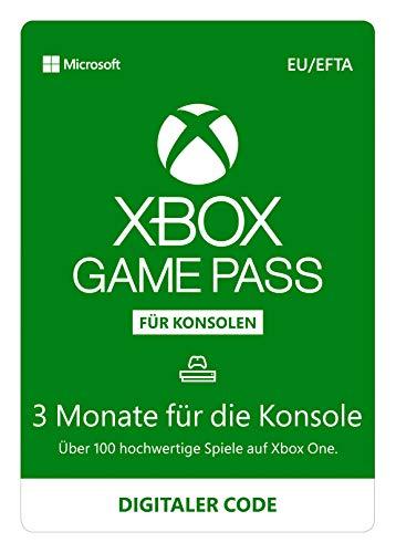 Xbox Game Pass | 3 Monate Mitgliedschaft | Xbox One - Download Code