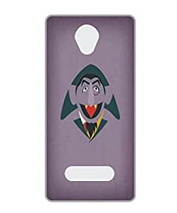 Techno Gadgets Back Cover for Gionee Pioneer P4