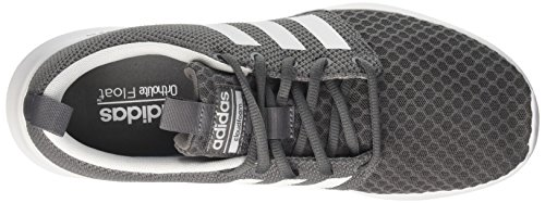 adidas Herren Cloudfoam Swift Racer Laufschuhe, Grau (Grey Four/Core Black/Footwear White 0), 46 EU - 7