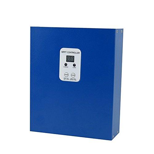 MPPT Solar Laderegler Controller 40 A Ampere 12 V 24 V 48 Volt Regler Display