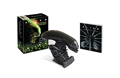 Produktbild Alien: Hissing Xenomorph and Illustrated Book: With Sound! (Miniature Editions)