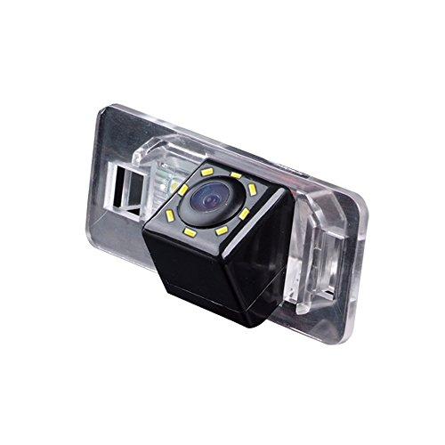 Kalakass telecamera auto hd telecamera 170 gradi visione notturna retromarcia auto retrocamera con luci led per e82 3 series e46 e90 e91 5 series e39 e53 x3 x5 x6