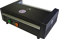 TLC 6000T Pouch Laminator 9-13/16 Thermometer 5 Year Limited Manufacturer Warranty USA Thermal Laminating Corp Laminating Machine