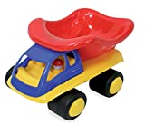 Buggy-Kipper, Sandkastenspielzeug für Kinder, Kipp-Laster, Spielzeug