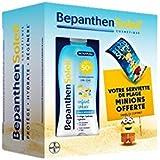 Bepanthen Soleil Spray solaire enfant FPS50+ 200ml + Serviette Offerte.