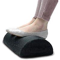 Preisvergleich für GRASSAIR Fußstütze Halbzylinder-Fußstütze Kissen Kissen Gedächtnisschaum-Fußstütze Kissen Für Unter Dem Schreibtisch Entspannen Schmerzlinderung Entspannende Kissen Pad