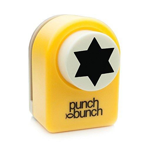 Medium Punch - Star of David by Punch Bunch - Star David Punch
