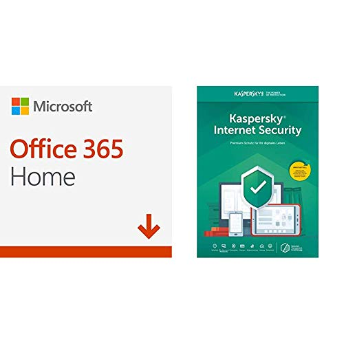 Microsoft Office 365 Home multilingual + Kaspersky gebraucht kaufen  Wird an jeden Ort in Deutschland