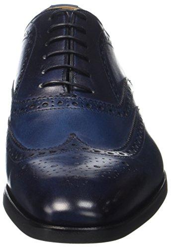 CAMPANILE Herren Oxford Blau