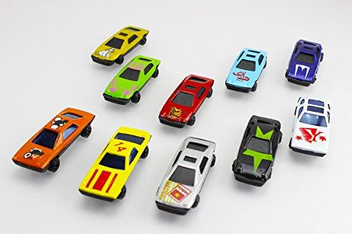 Modelautos 10 Stk. im Set Die 10-fach sortierten Autos