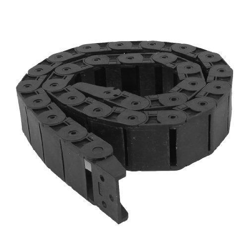 1,03m longue ouverte en plastique 18mm x 37mm fil Transporteur Drag chaîne gigognes