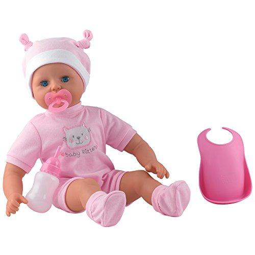 dollsworld bebé Boohoo muñeca (Rosa)