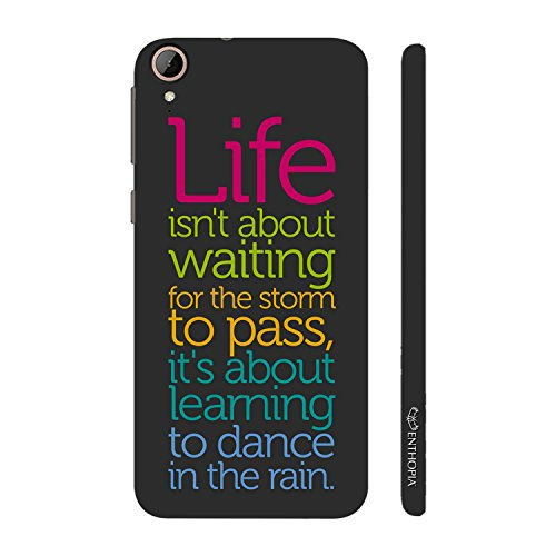 Enthopia Designer Hardshell Case Optimism Back Cover for HTC Desire 830