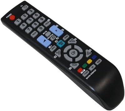 Aerzetix: DIS93 Mando a distancia para televisor compatible con SAMSUNG BN59-00942A