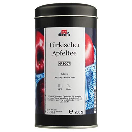 Hansefein Türkischer Apfel Früchtetee lose (200 GR)