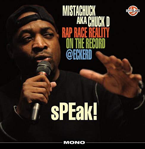 Speak! Rap Race Reality [Vinyl LP]