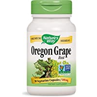 Natures Way Oregon Grape Root 100 Capsules preisvergleich bei billige-tabletten.eu