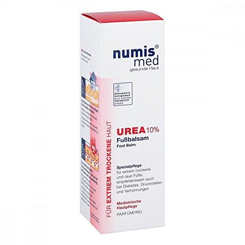 Numis Med fußbalsam Urée 10%, 100 ml