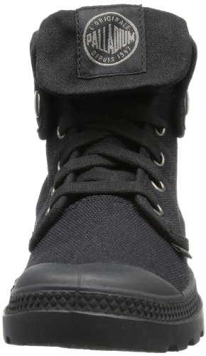 Palladium , Baskets mode femme Noir ( Black / Black)