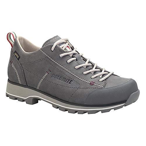Dolomite Unisex-Erwachsene Zapato Cinquantaquattro Low Fg W GTX Trekking- & Wanderhalbschuhe, Gunmetal Grey, 40 EU