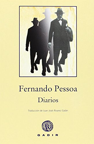 Diarios (Gadir Bolsillo) por Fernando Pessoa