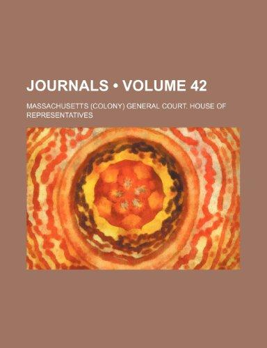 Journals (Volume 42)