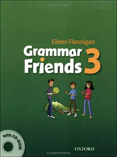 Grammar Friends 3 : Studen'st Book with CD-rom pack par Eileen Flannigan