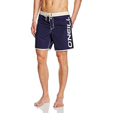 O'Neill Bermuda mare da uomo, Uomo, Pm Naval Shorts, Blue (Navy Night), L