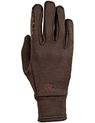 ROECKL Handschuhe Polartec, mokka, 7