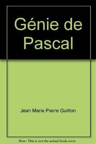 Génie De Pascal