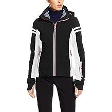 CMP–Chaqueta de esquí para mujer, Otoño-invierno, mujer, color negro, tamaño medium