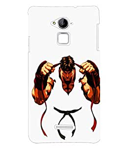 PRINTSHOPPII TENNIS SPORTS Back Case Cover for Coolpad Note 3