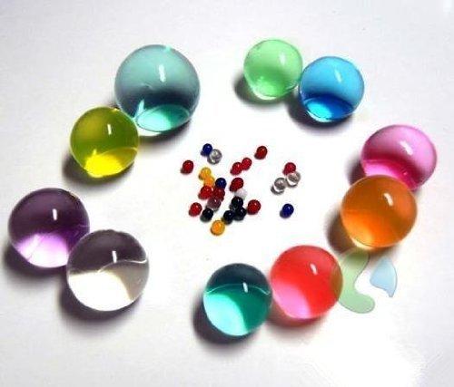 perles-50-pieces-de-cristal-sol-eau-boue-de-fleur-multi-couleur